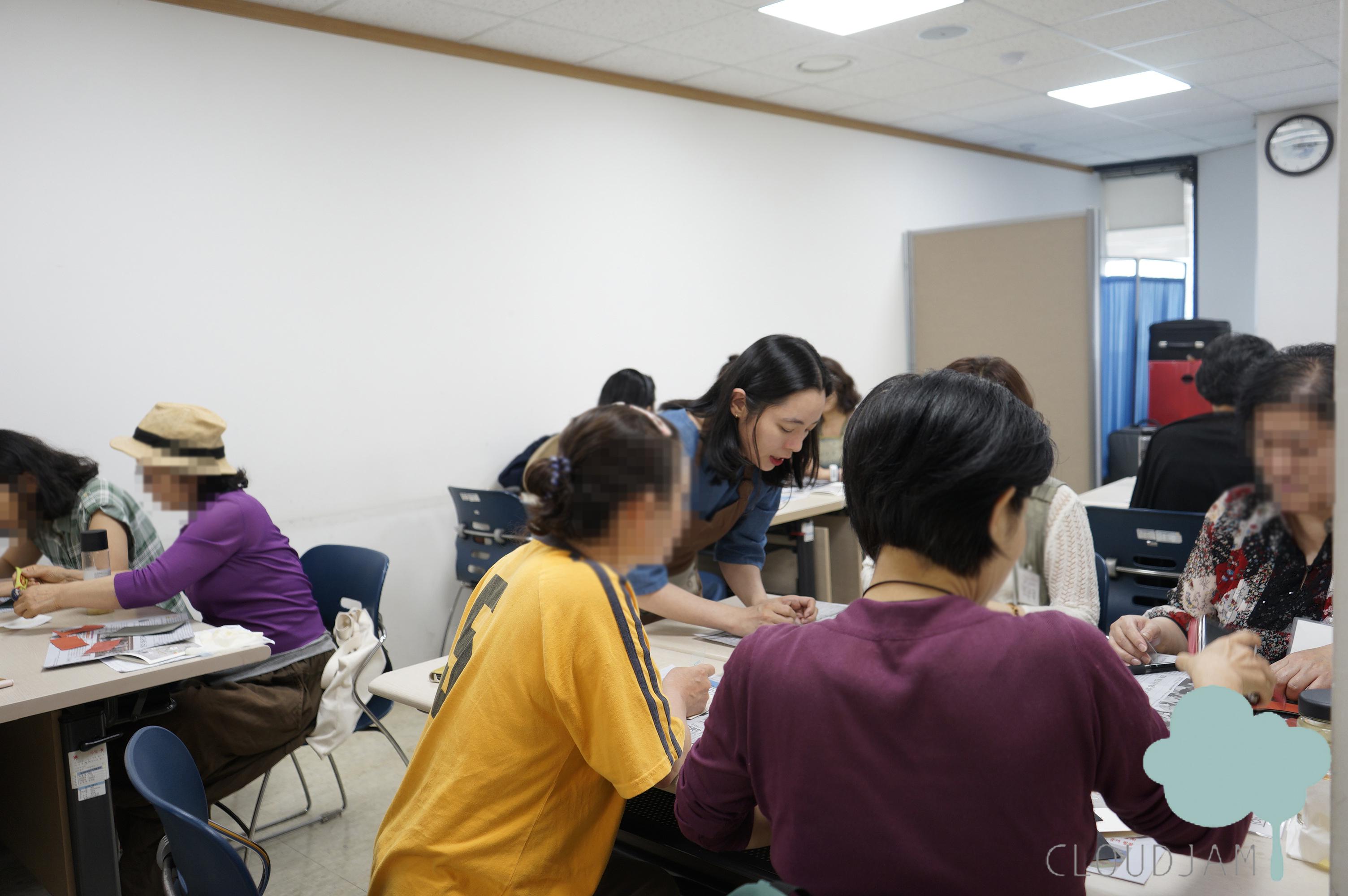 서울 동대문여성인력개발센터 '업사이클링 전문가양성' 카드지갑 만들기 강좌 후기
